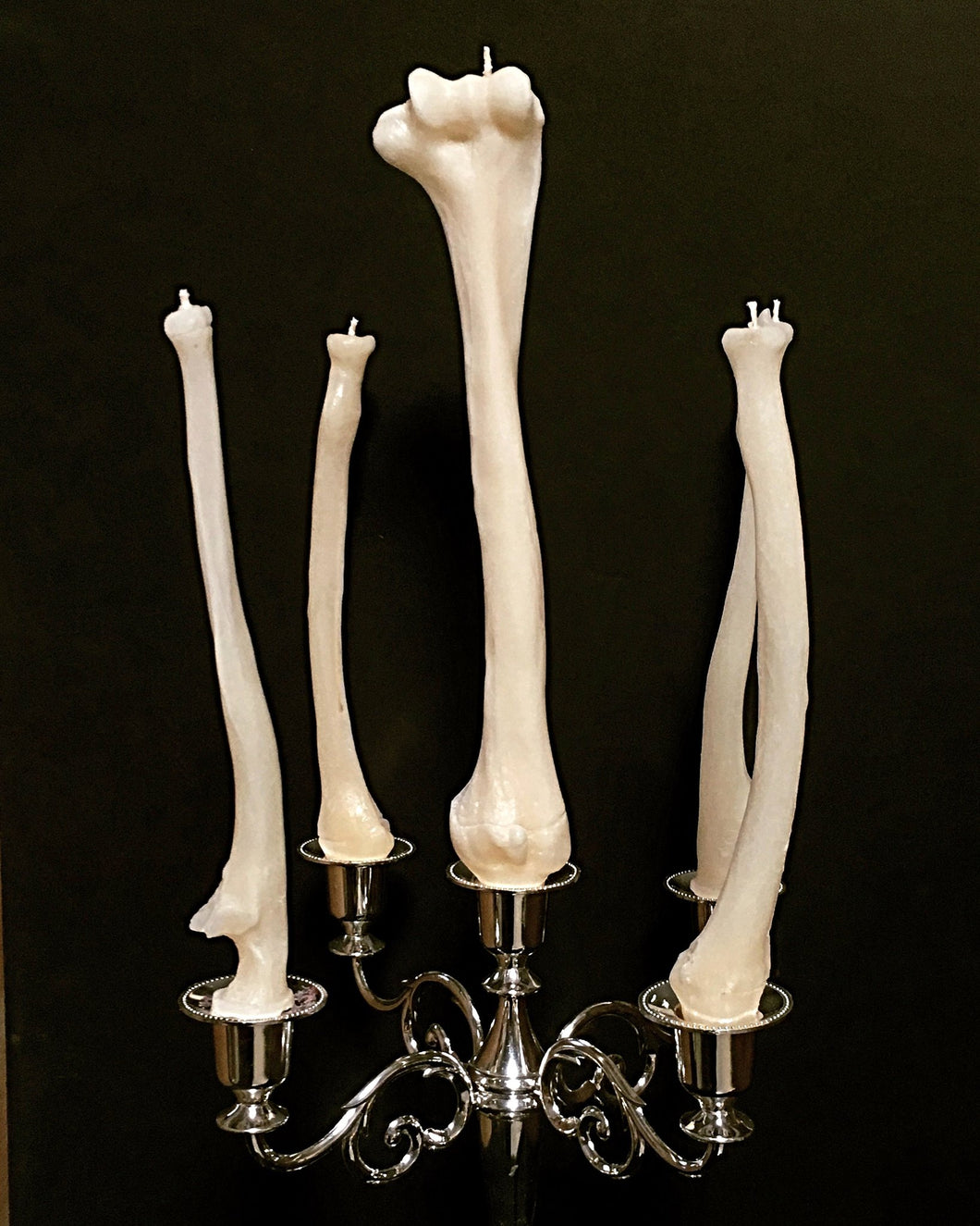 Five Bone Candle Bundle