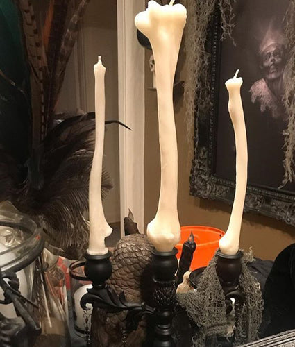 Three Bone Candle Bundle