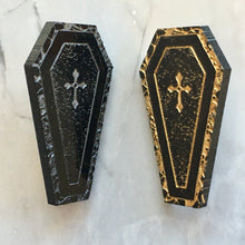 Casket Pins & Tie Tacks- Gothic Cross