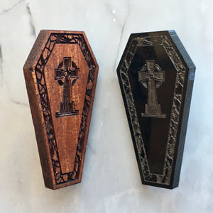 Casket Pins & Tie Tacks- Celtic Cross