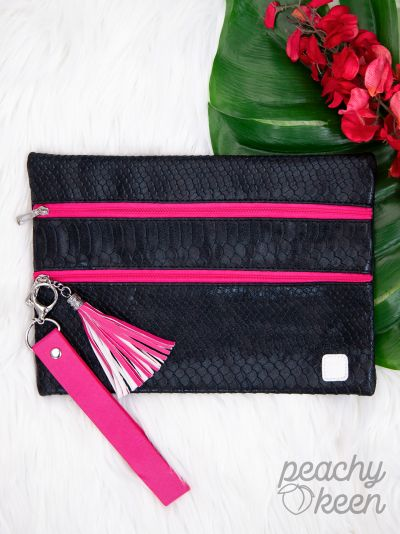 Ladies Night Double Zipper Versi Bag