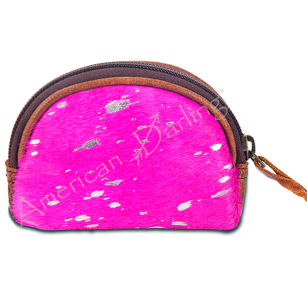 Southern Dreams Hot pink Mini Coin purse