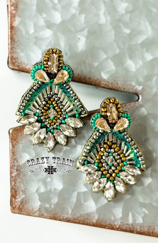 Lady Jane Earrings by Crazy Train