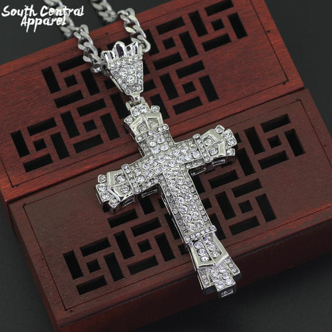 Image of All Saints Ice Necklace (2 Colors)