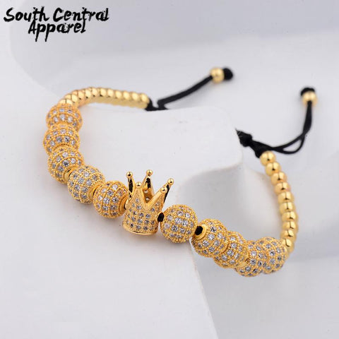 Image of King Of Gold Bracelet