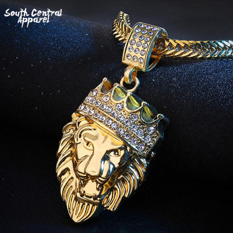 Image of King Of Lions Necklace