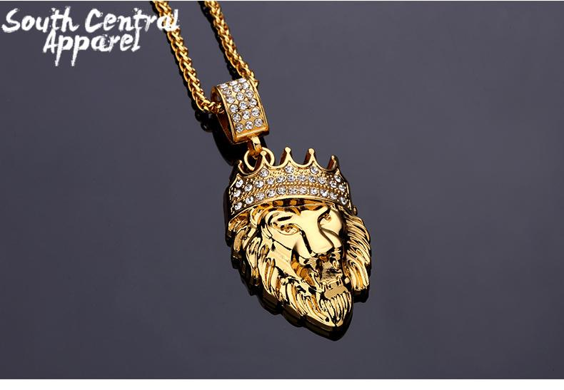 King Of Lions Necklace