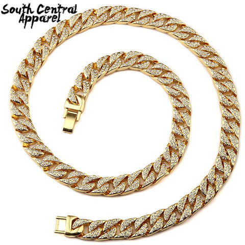 Image of Miami Iced Nights Necklace