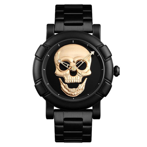 Image of Sins Of Our Souls Watch - Gold
