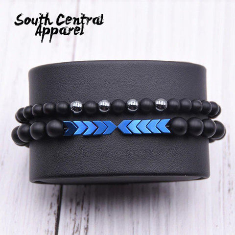 Image of The Aviator Bracelet Set  (2 Colors)