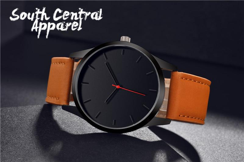 The Date Night Watch - Orange Strap