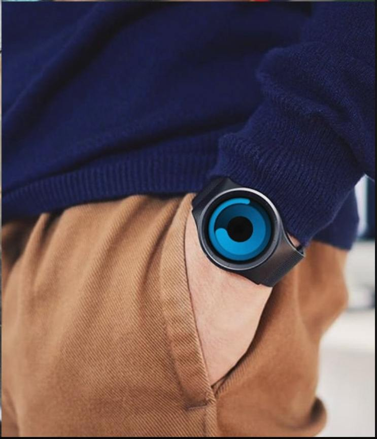 The Fusion Watch