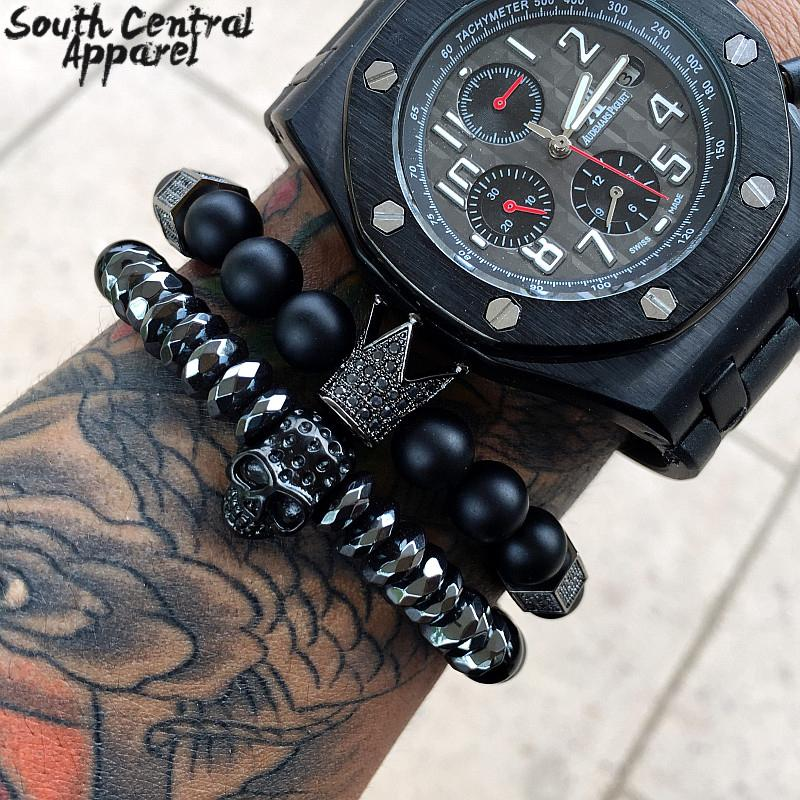 The Imperial Bracelet - Black