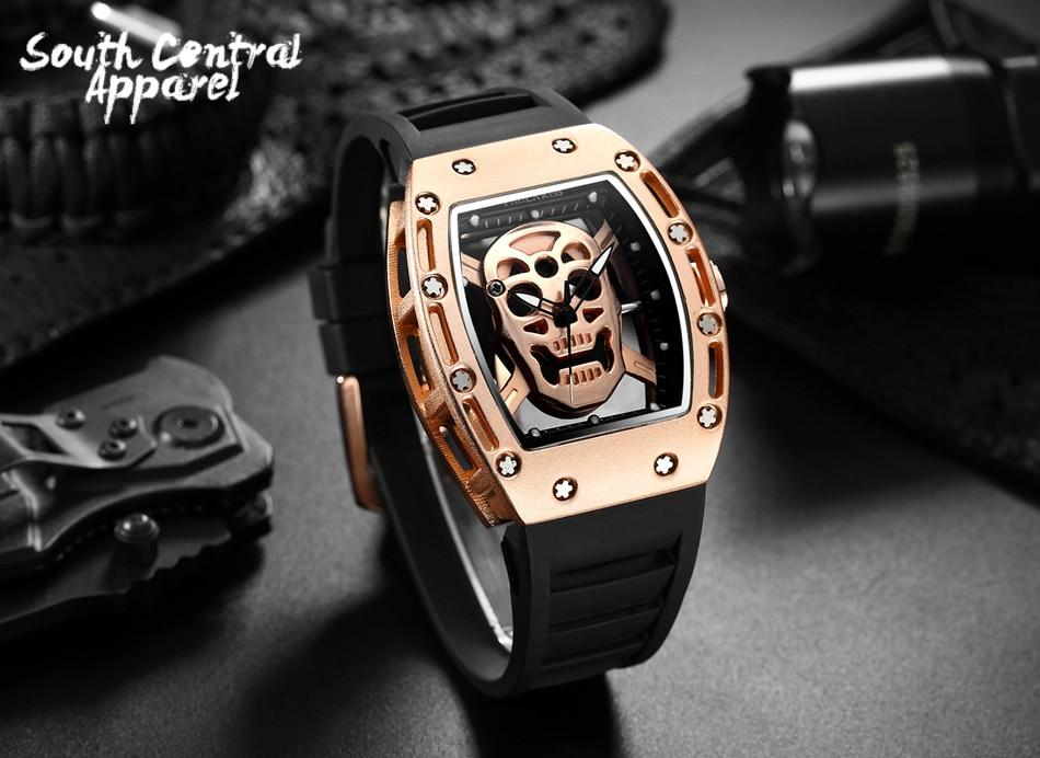 The Outlaw Watch - Copper