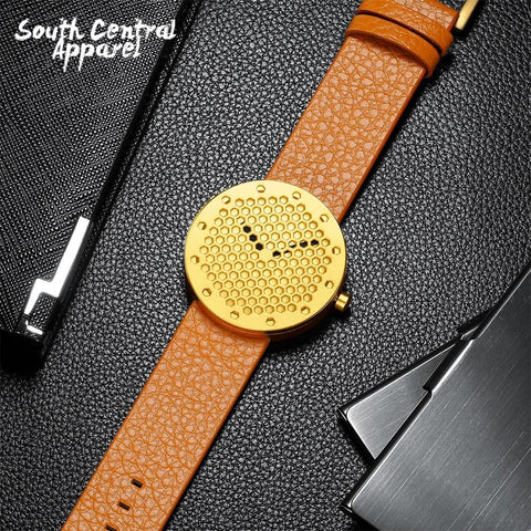 The Pixel Watch - Gold