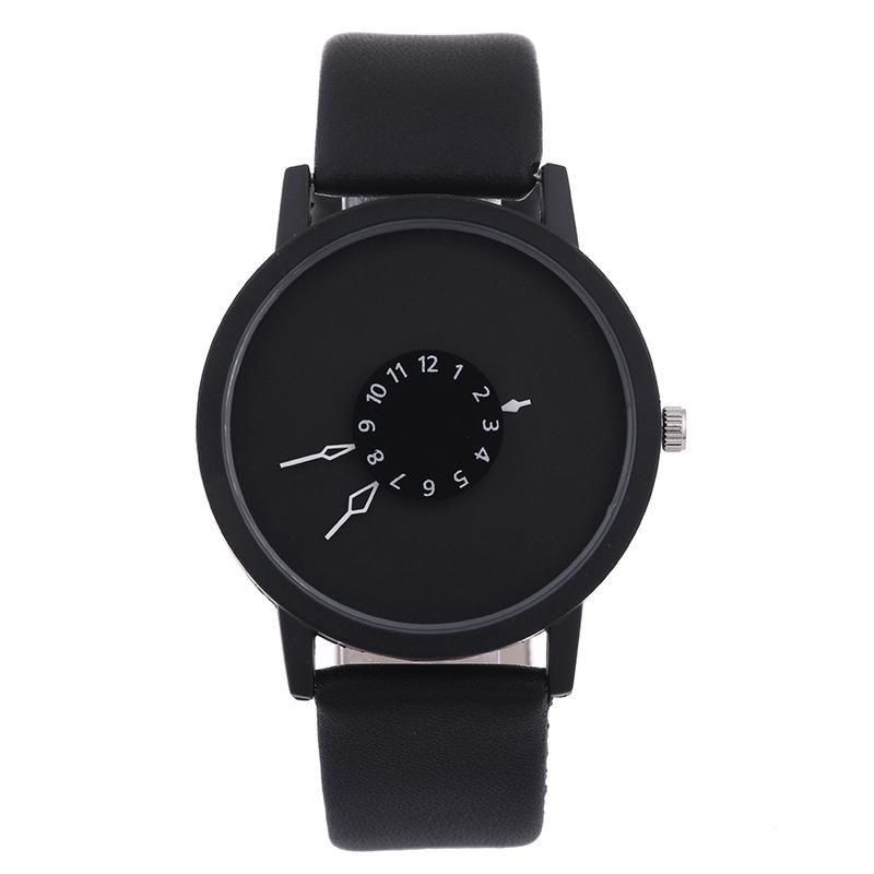 The Unique Watch - Black