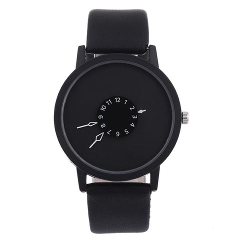 Image of The Unique Watch - Black