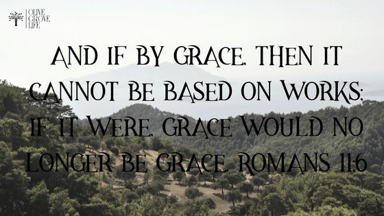 What Does Grace Remind Me Daily?