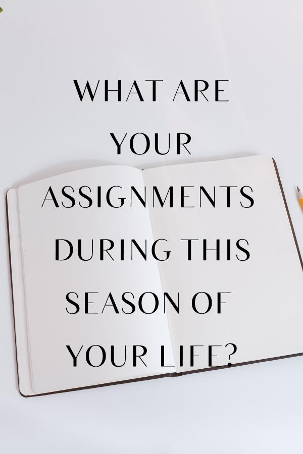 Improve Your Year by Understanding Your Assignments.