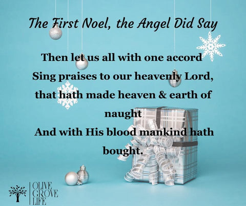 Why I Love Christmas Hymns