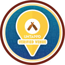 Check out our Verified Page on Untappd