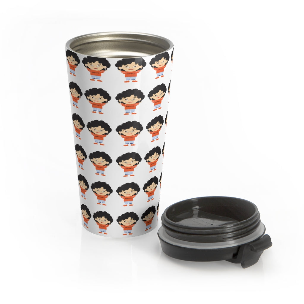 The Jenn + Linna Travel Mug