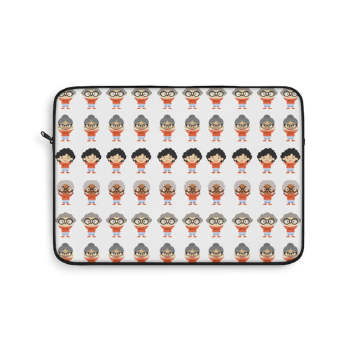 The Squad Laptop Sleeve