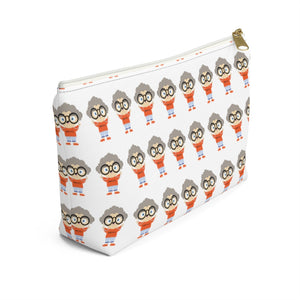 The Cheryl Small Travel Pouch