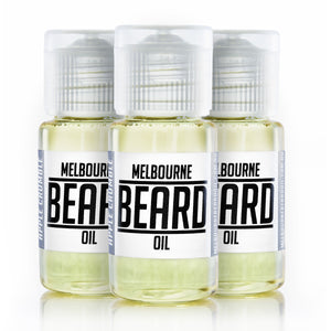 Melbourne Beard Oil 10ml 3Pack