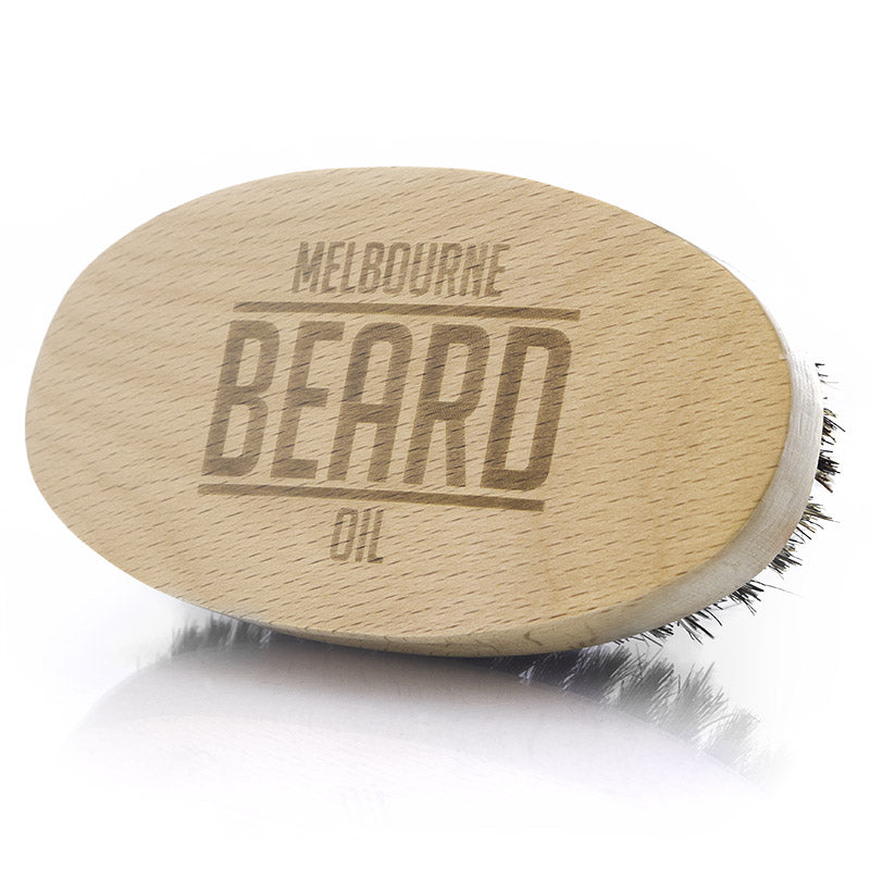 100% Boar Bristle Beard Brush
