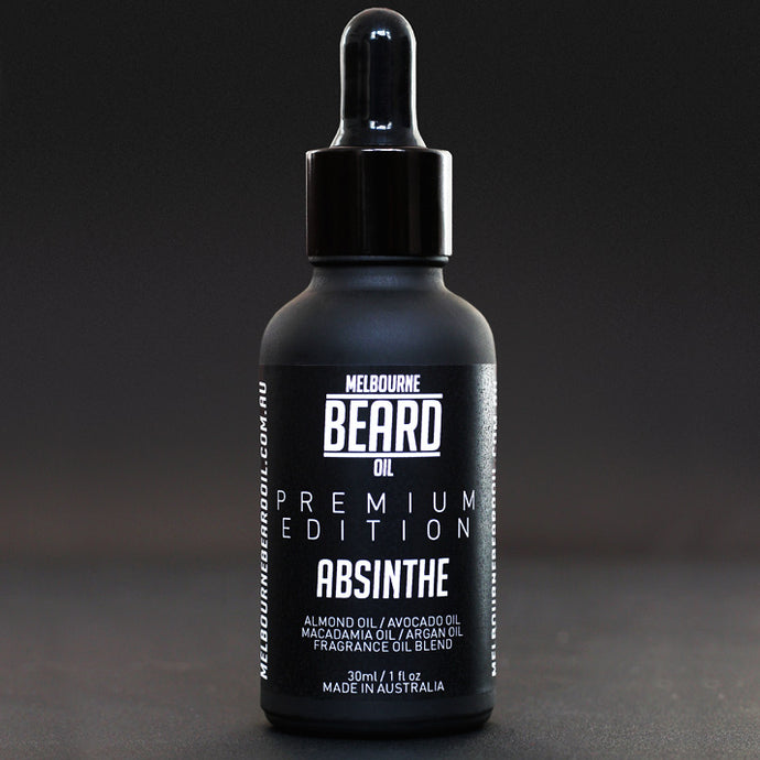 Absinthe Premium Edition Beard Oil