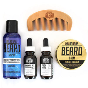 Beard Pack Melbourne Beard Oil