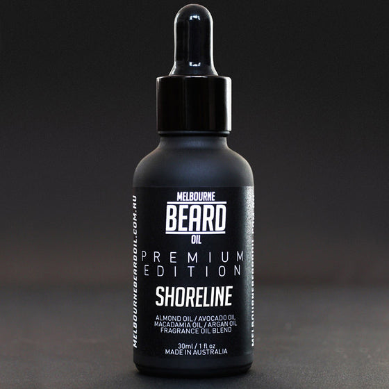Shoreline Premium Edition Beard Oil