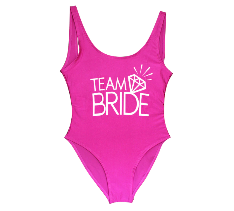 Bachelorette Party Swimsuits (Bride & Team Bride)