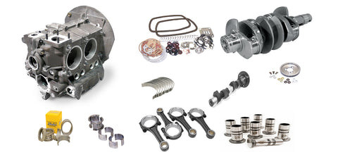 1600cc type 1 short block kit  u2013 fat performance