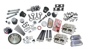 2332cc T1 Engine Kit - Long Block