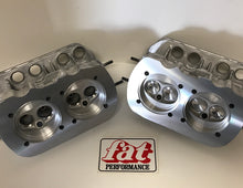 FAT Performance Machined Cylinder Heads, VW Parts