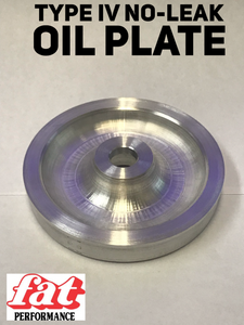 Type 4 No-Leak Heavy Duty Oil Plate
