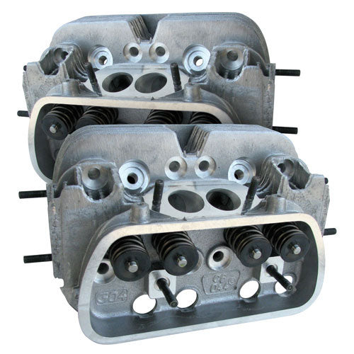 Type I CB Racing Heads 40 x 35.5 Ported & Polished - SET