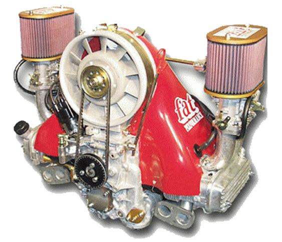 2375cc Type IV Complete Motor