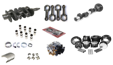 type 4 engine kit, vw parts, fat performance, rimco