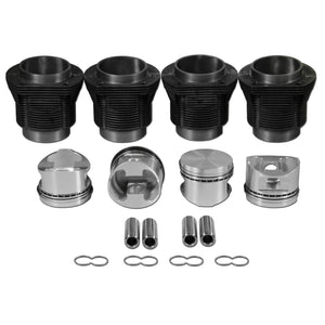 Type I JE Piston & Cylinder Set 1600 Race