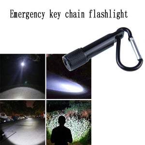 Light Keychain Multi-function Auto Key Ring With LED Lamp