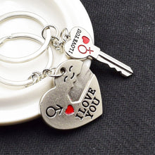 Love Car Key Ring Keychain Keyring Keys Holder