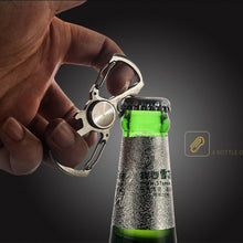 High-End Car Key Chain Waist Hanging Gyro Motorcycle Key Ring