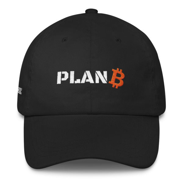 Bitcoin Plan B Dad Cap