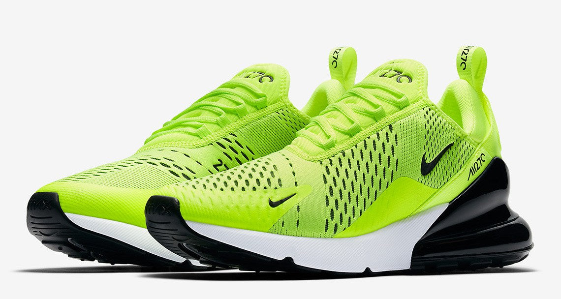 online store e11ed 92b1c Nike Air Max 270 Lime Green – Finesse