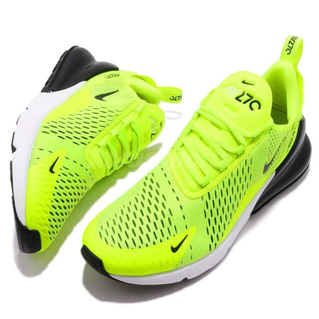 online store 3b290 acc00 Nike Air Max 270 Lime Green – Finesse