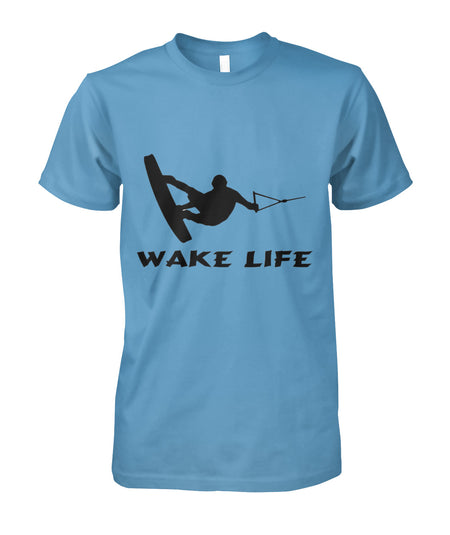 UNISEX LONG SLEEVE WAKE ACTION SHIRT