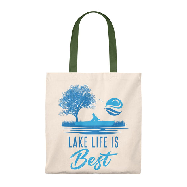 TOTE BAG - Vintage LAKE LIFE